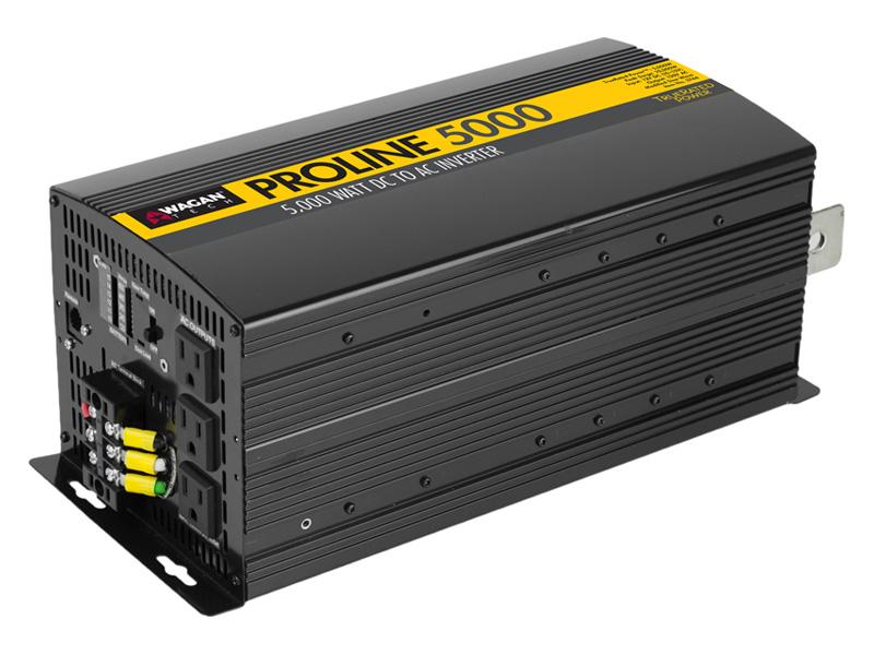 Wagan Tech 3744 ProLine 5000W Power Inverter
