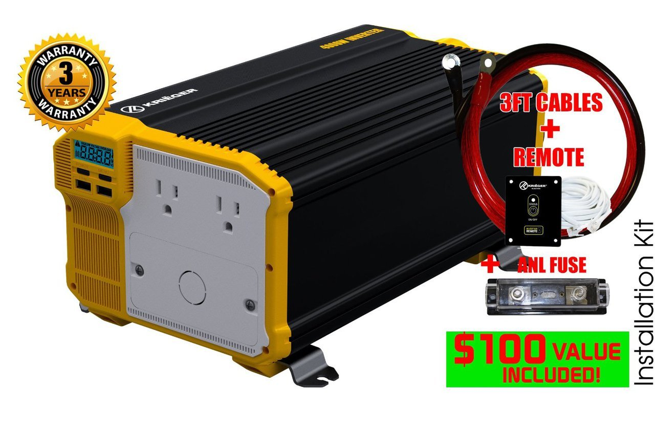 Kreiger Power Inverter